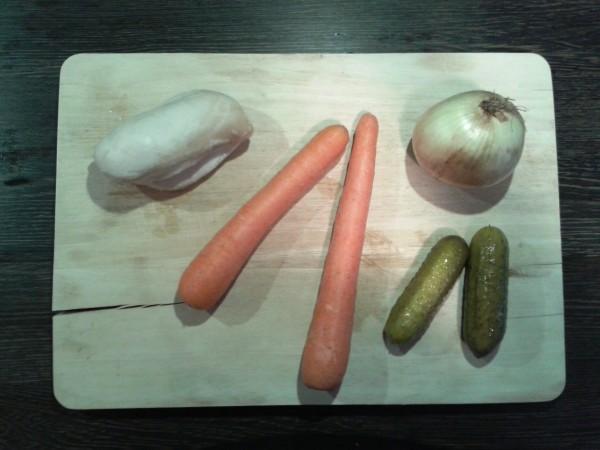 Georgisch kochen: Zutaten