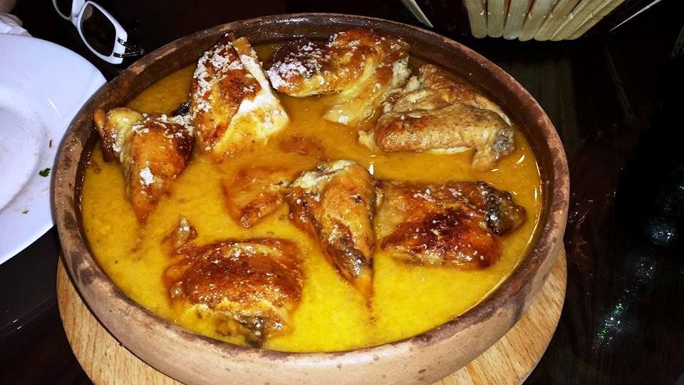 georgische küche - chanaxi