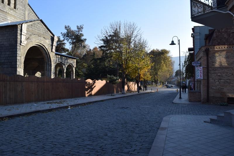 georgien-gori-cereteli-straße
