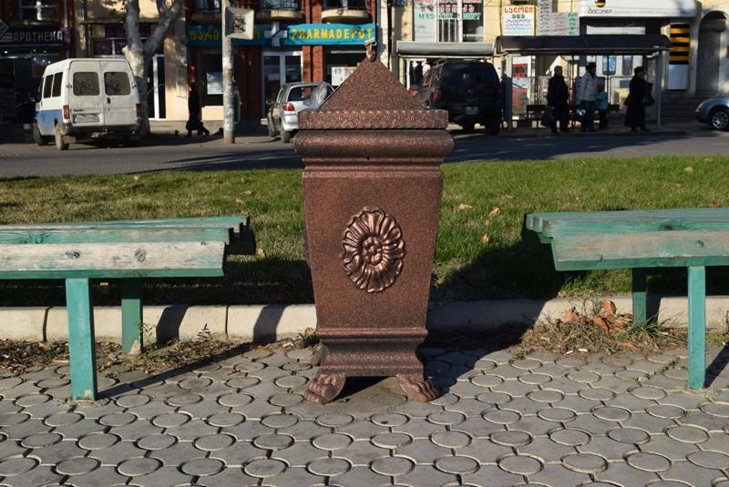 georgien-gori-mülleimer