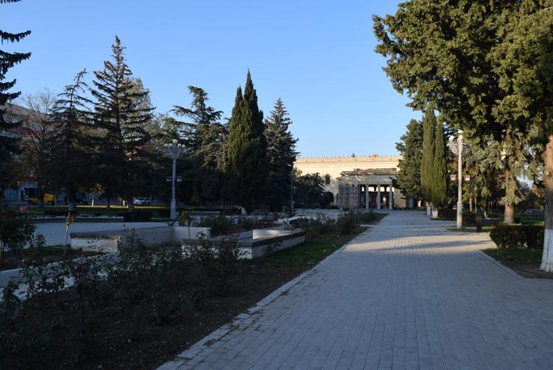 park am stalini museum