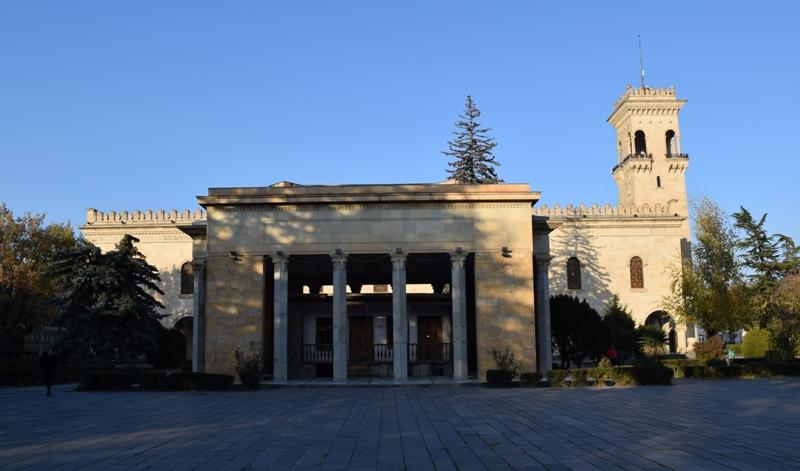 stalini museum in gori