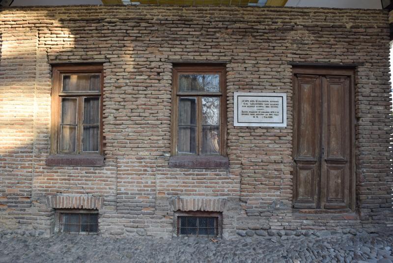 stalinis geburtshaus in gori