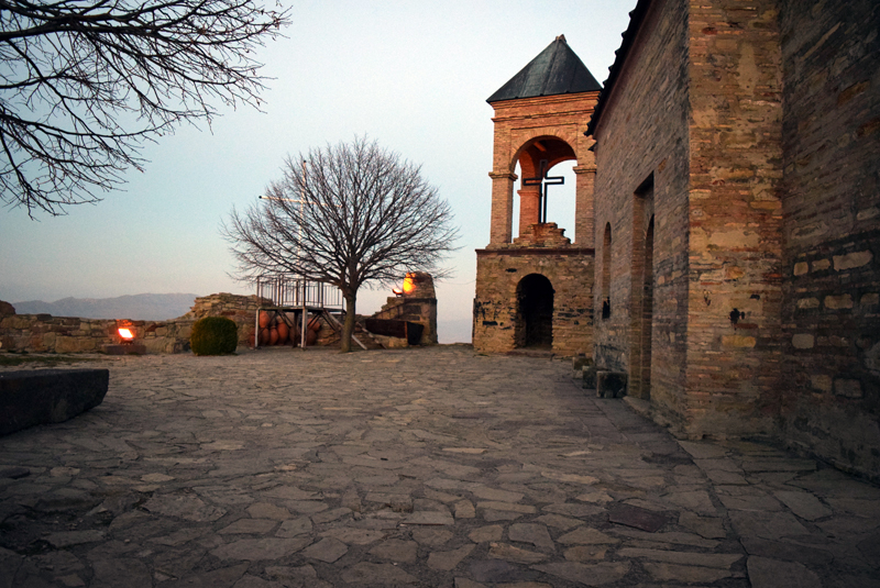 gorijvari kirche hof