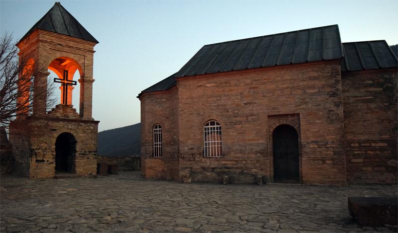 gorijvari kirche