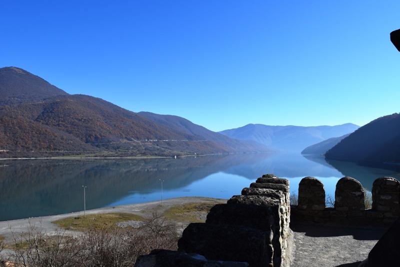 georgien ananuri überblick