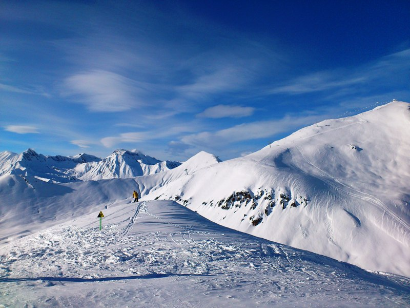georgien urlaub gudauri skifahren